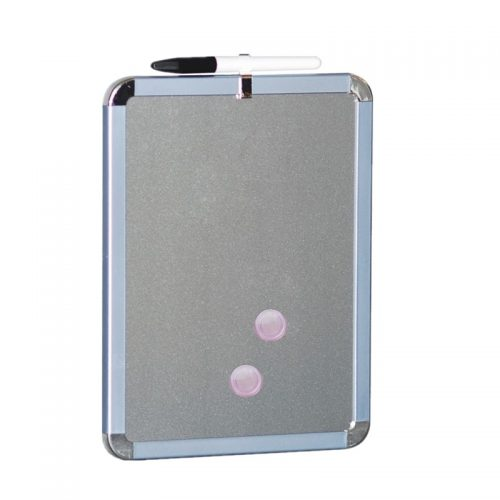 sliver surface dry erase board