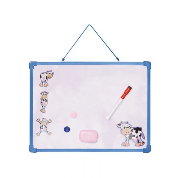 Cheap plastic Dry erase board 91036 2 dry erase board customized size