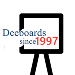 Ningbo Deeboards Stationery Co.,ltd. Logo