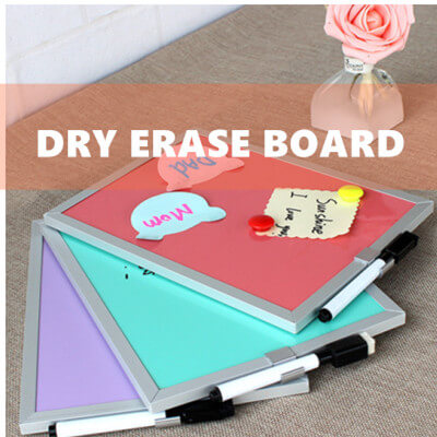 dry erase board catalogue