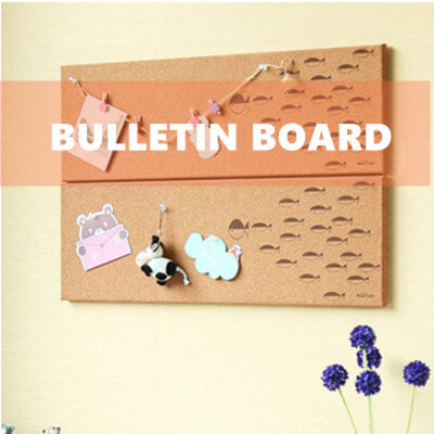 bulletin board catalogue