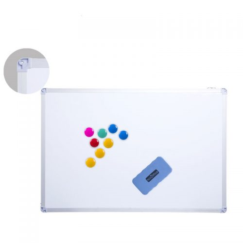 91046-05 Aluminum alloy whiteboard with Invisible Assembly 1 Aluminum alloy whiteboard