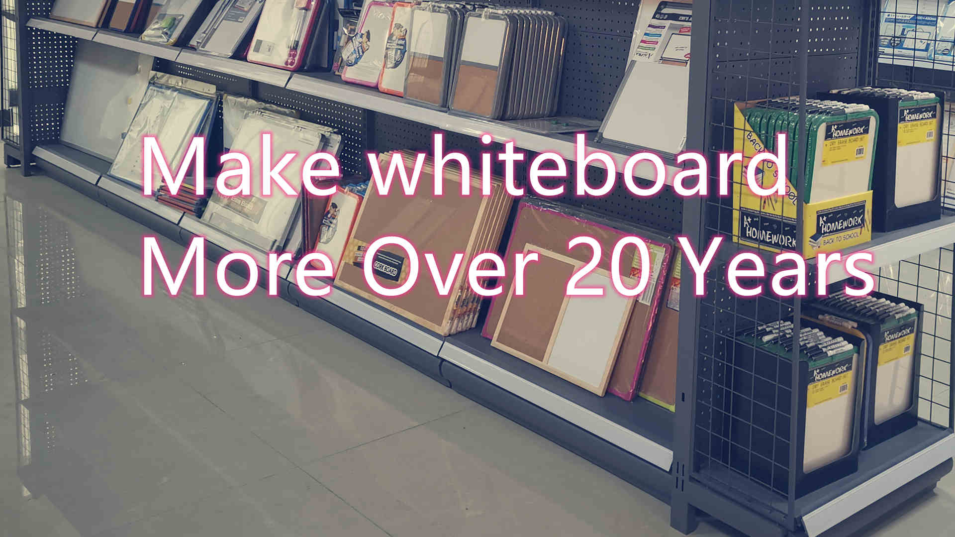 Visit a whiteboard factory,learn how to make whiteboard professional 1 how to make whiteboard